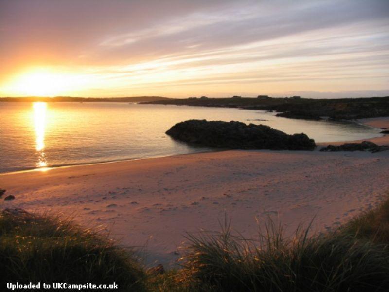 Clifden Eco Beach Camping & Caravanning Park Rooms