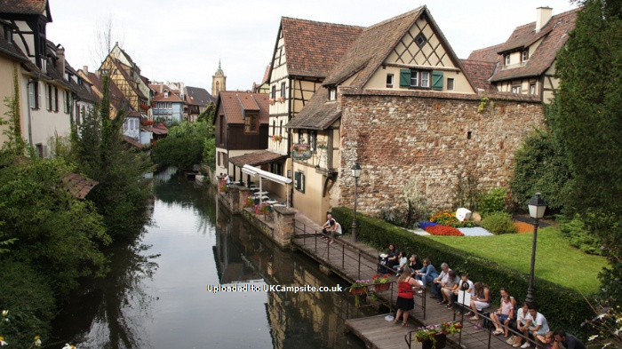 Reviews of Camping De L Ill Colmar , Horbourg Wihr, Lorraine ...