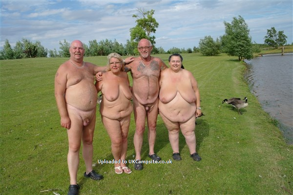 A nice family foursome 8
