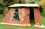 Manufacturer Images & Marechal Chalet 6 Tent Reviews and Details