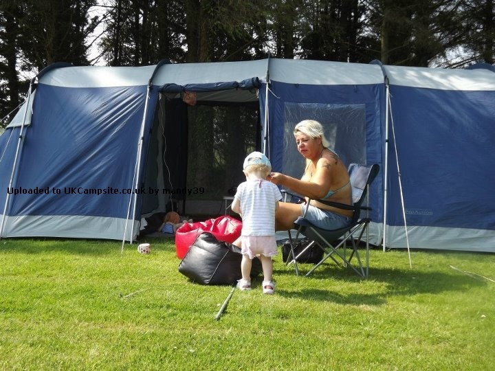 nevada 8 man tent review