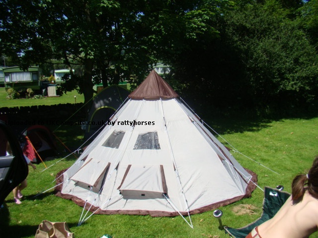 If ... & Pro Action/Argos 4 Person Teepee Tent Reviews and Details
