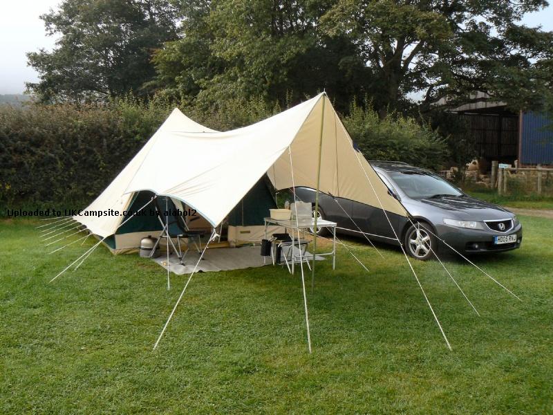 Hypercamp Cotton Tarp Utility Tent Tarp Reviews And Details