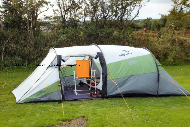 If ... & Easy Camp Spirit 300 Tent Reviews and Details