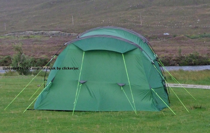 If ... & Freedom Trail Ullswater 4 Tent Reviews and Details