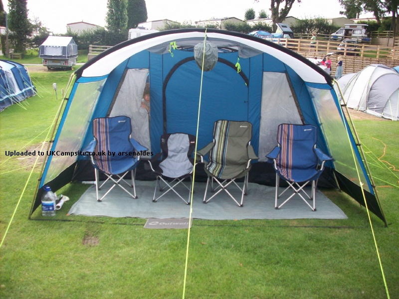 If ... & Kampa Croyde 6 Tent Reviews and Details