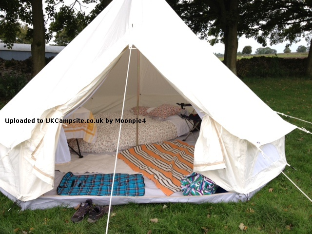 Member Uploaded Images - click to enlarge & Bell Tent 4m Deluxe Tent Reviews and Details