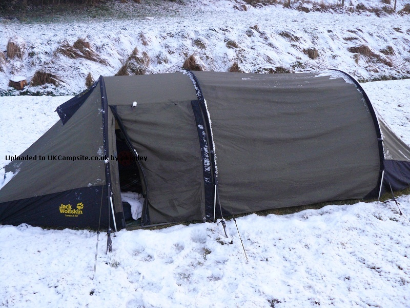 If ... & Jack Wolfskin Tundra II RT Tent Reviews and Details