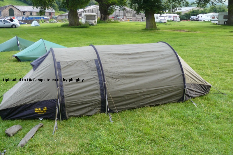 Member Uploaded Images - click to enlarge & Jack Wolfskin Tundra II RT Tent Reviews and Details
