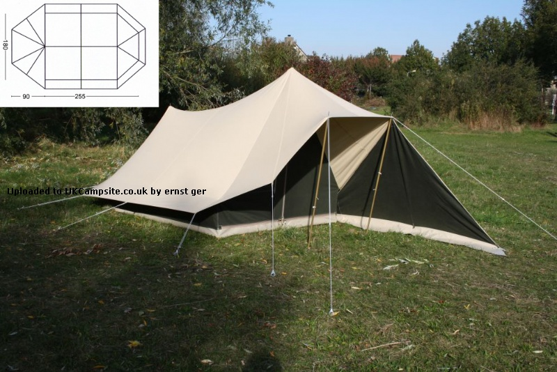 Member Uploaded Images - click to enlarge & ESVO Orca 180 Tent Reviews and Details