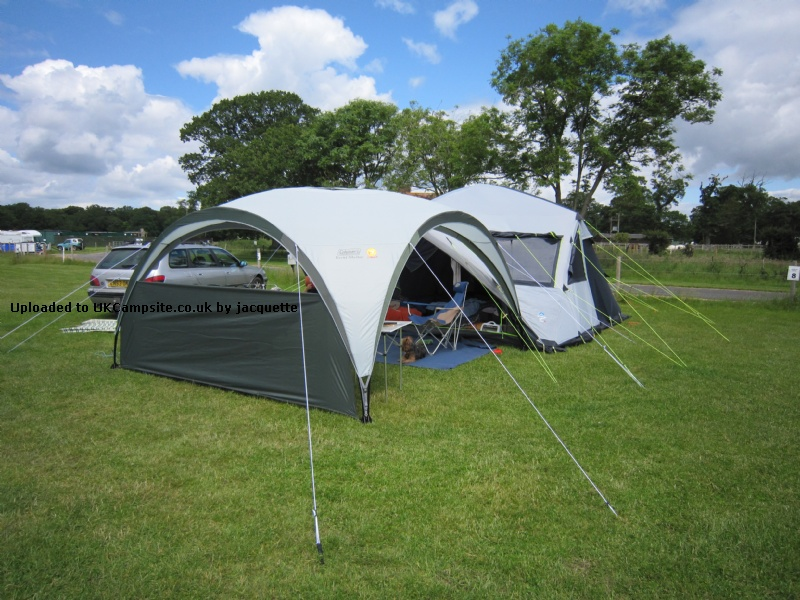 If ... & SunnCamp Prism Tent Reviews and Details