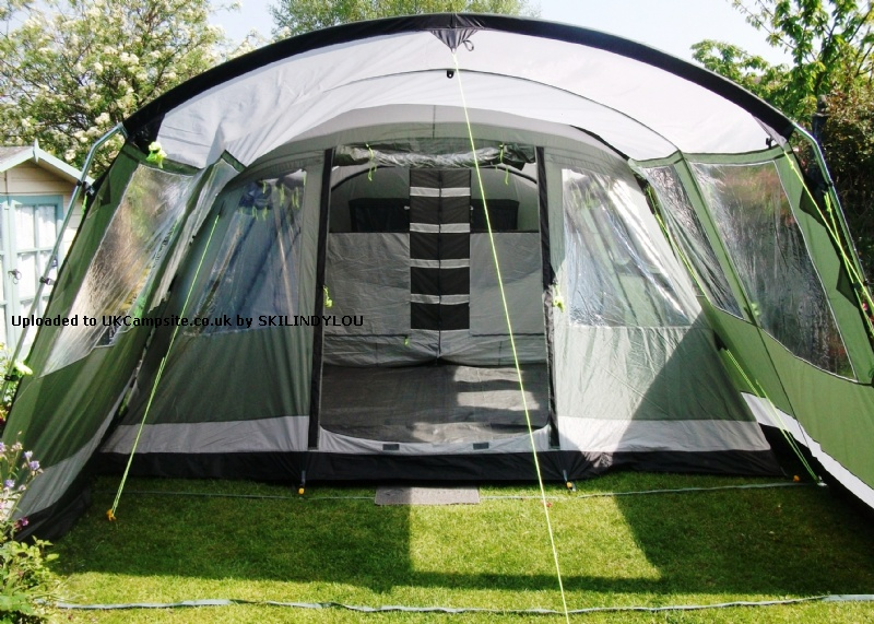 Outwell Montana 6 Front Extensiontent Extension Uploaded