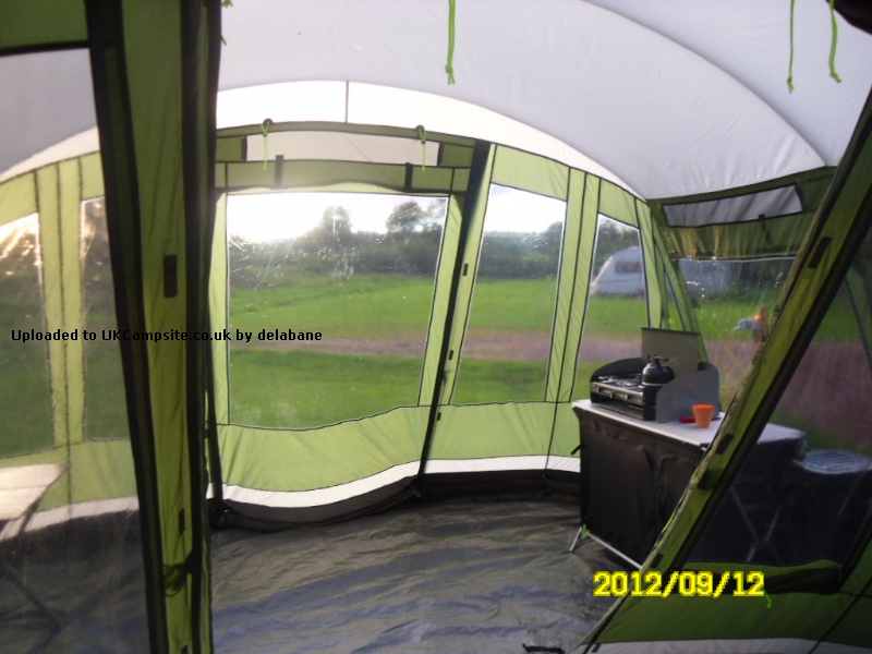 Outwell Montana 6p Front Awningtent Extension Uploaded