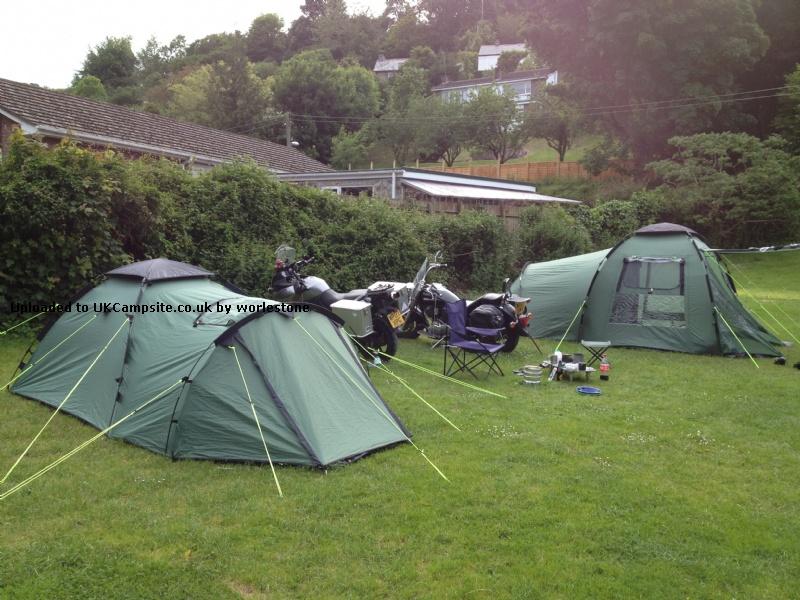 Member Uploaded Images - click to enlarge & Khyam Biker Tent Reviews and Details