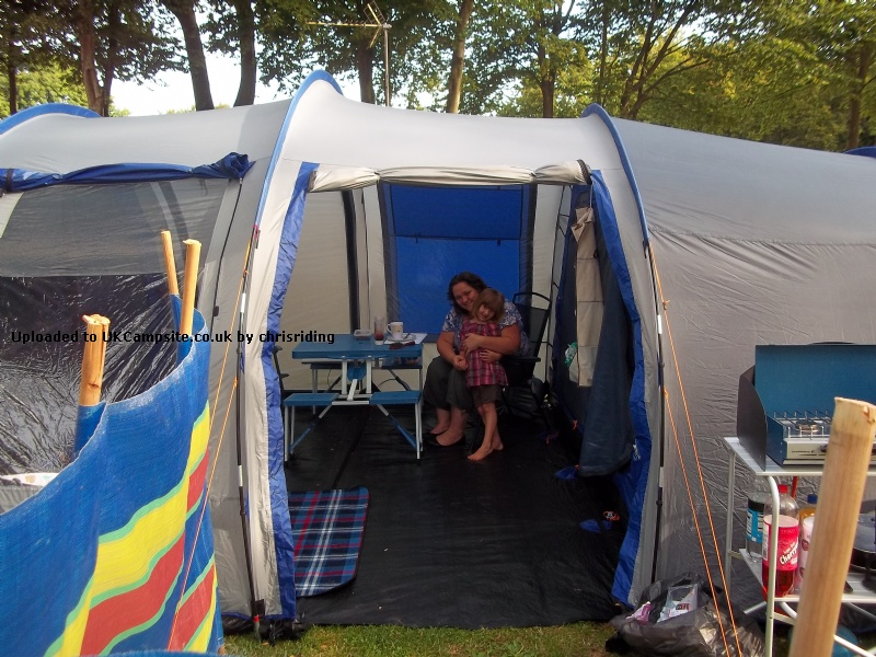 Khyam Indiana 8 PS Tent Reviews and Details