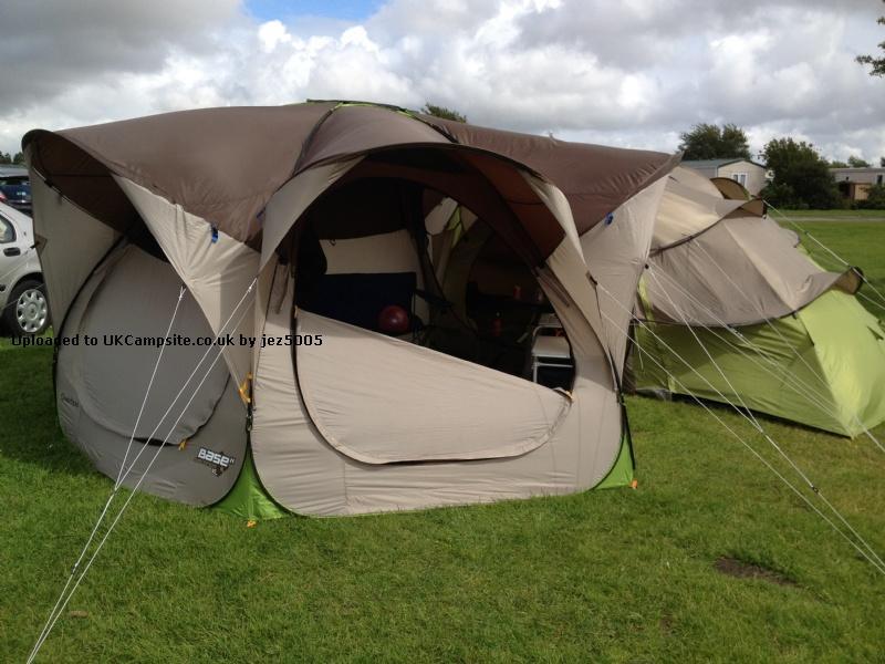 Quechua Zelt Family : Quechua base seconds tent reviews and details