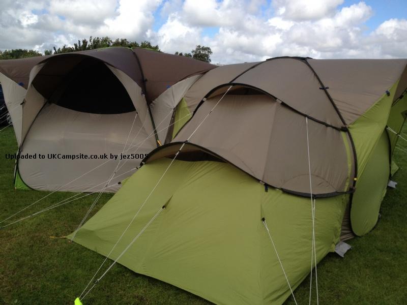 If ... & Quechua Base Seconds 4.2 Tent Reviews and Details