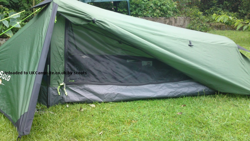 If ... & Gelert Solo Tent Reviews and Details