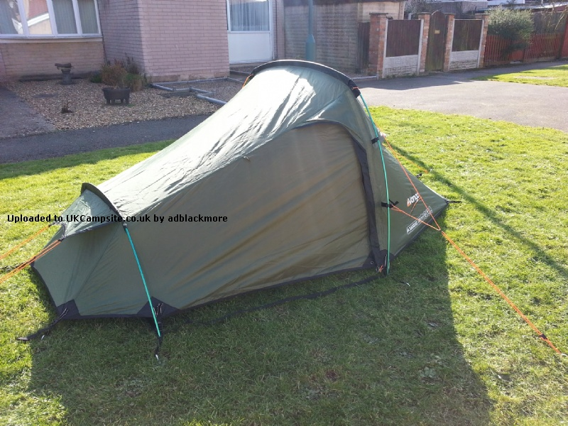 If ... & Vango Banshee 200 Tent Reviews and Details