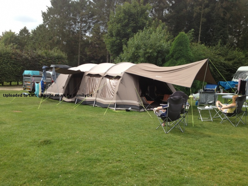 If ... & Outwell Yosemite Falls Tent Reviews and Details