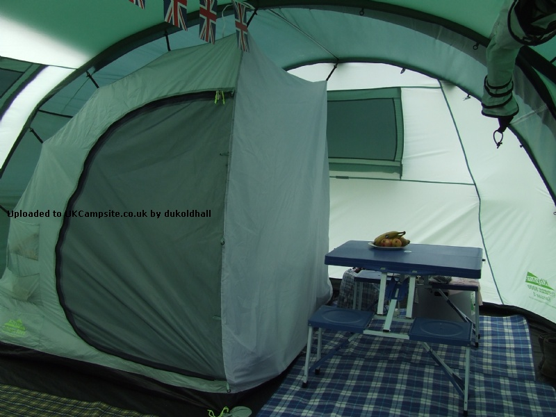 If ... & Khyam Kansas 8 Family Tunnel Tent Reviews and Details