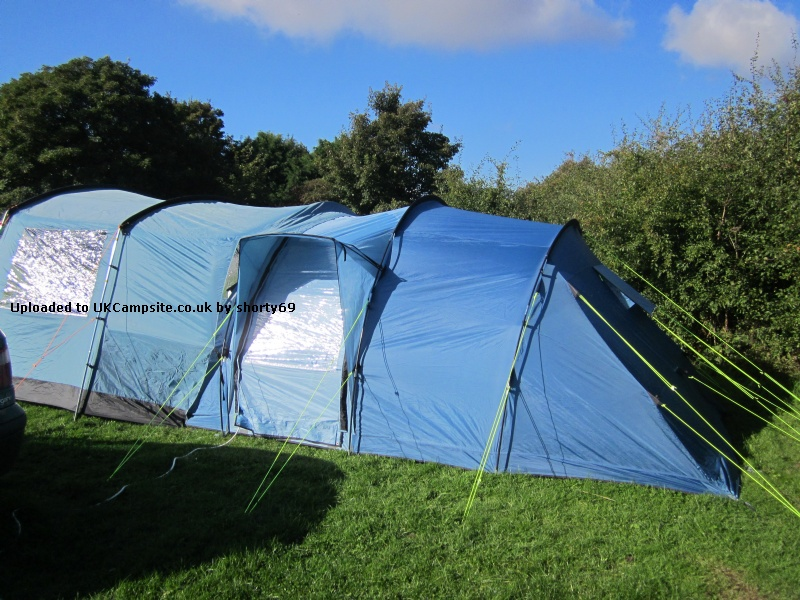 Outwell Winnipeg 500 Tent Reviews And Details