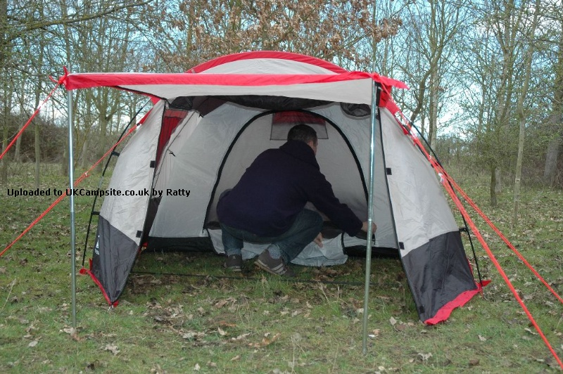 If ... & OLPRO Knightwick 3 Tent Reviews and Details