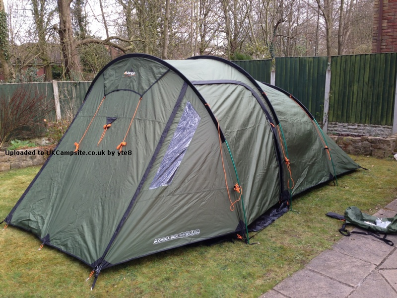 If ... & Vango Omega 600 XL Tent Reviews and Details
