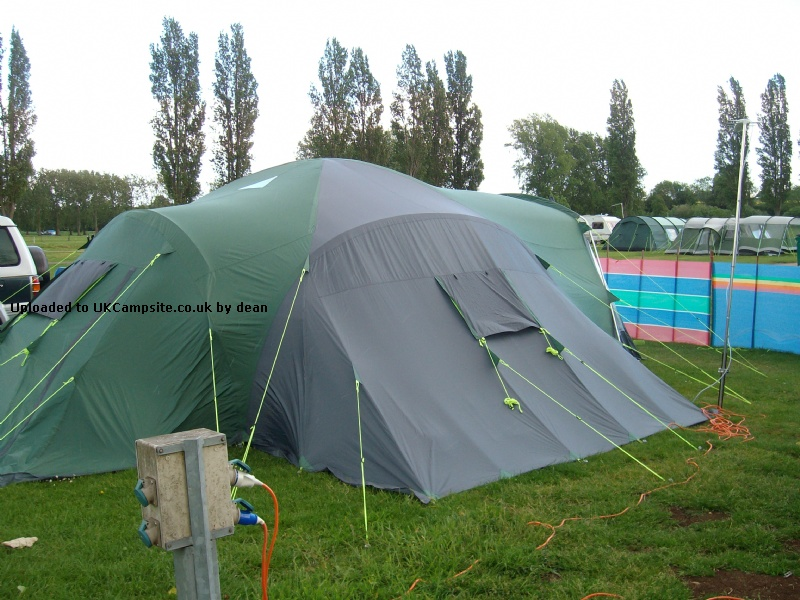 If ... & SunnCamp Tourist 12 XPS Tent Reviews and Details