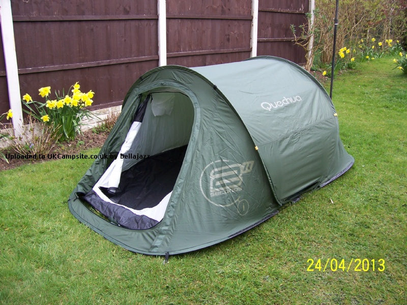 If ... & Quechua 2 Seconds I Tent Reviews and Details