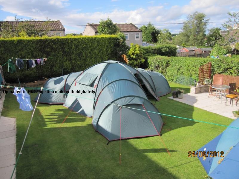 If ... & Aztec Asilo Plus 9 Tent Reviews and Details