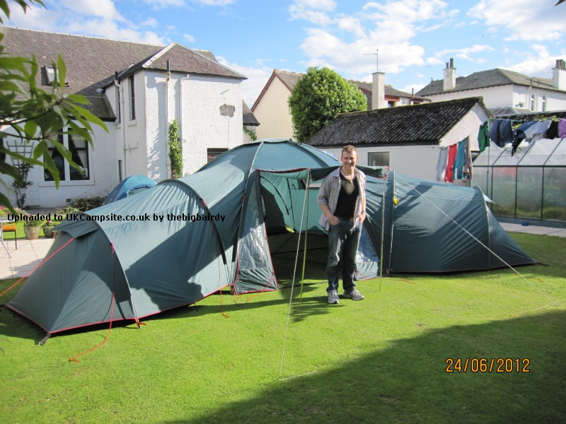 Aztec Asilo Plus 9 Tent Reviews And Details