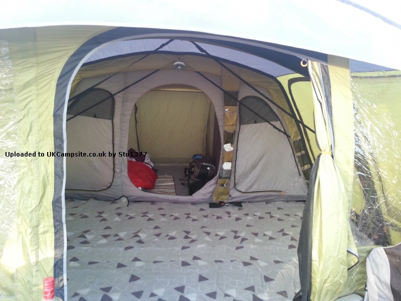 Vango Eternity 600 Airbeam Tent Reviews And Details