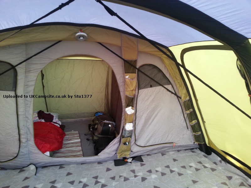 If ... & Vango Eternity 600 Airbeam Tent Reviews and Details