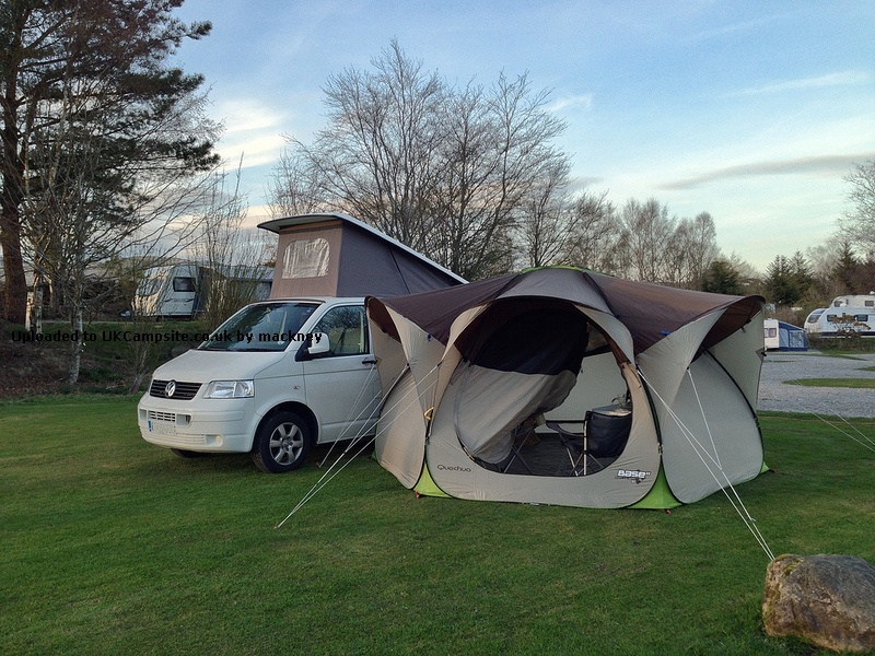 Member Uploaded Images - click to enlarge & Quechua Base Seconds XL Tent Extension Reviews and Details
