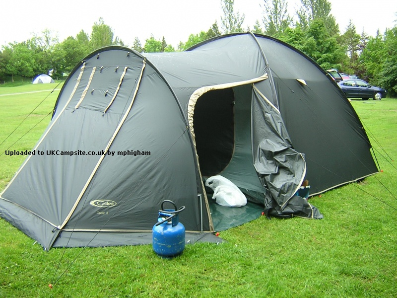 If ... & Gelert Cadiz 5 Tent Reviews and Details