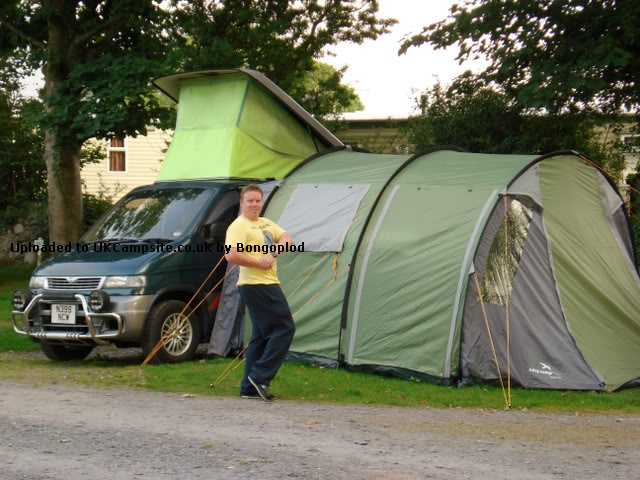 If ... & Easy Camp Venice Bus Tent 200 Motorhome Awning Reviews and Details