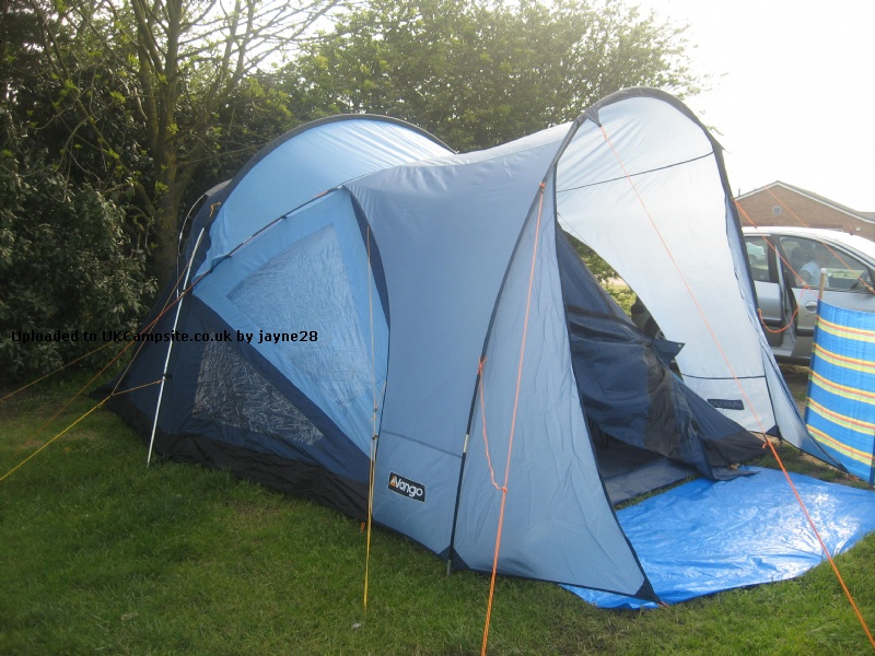 If ... & Vango Kairos 500 Tent Reviews and Details