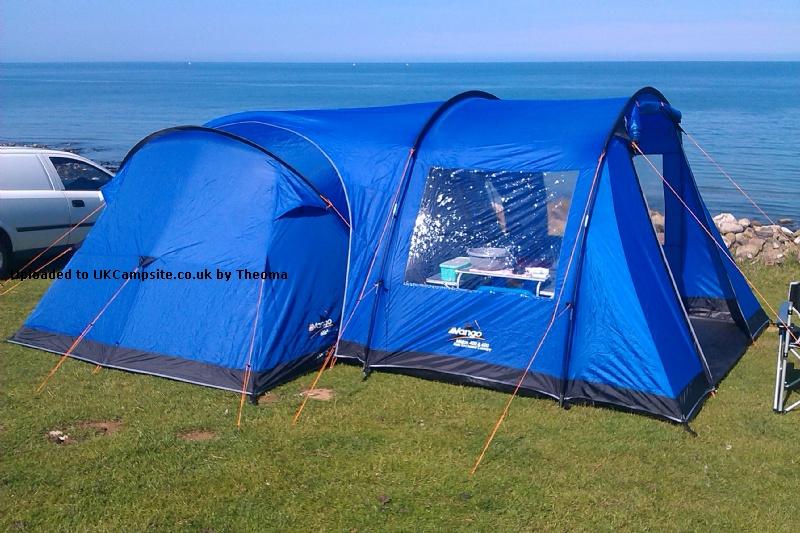 Vango Midas 600 Tent Reviews And Details