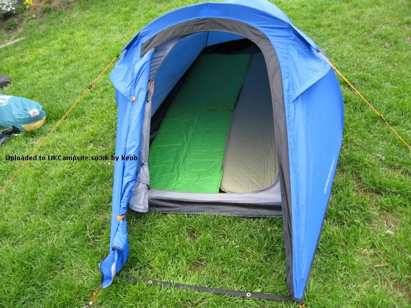 Vango Soul 200 Lightweight Tent (2016