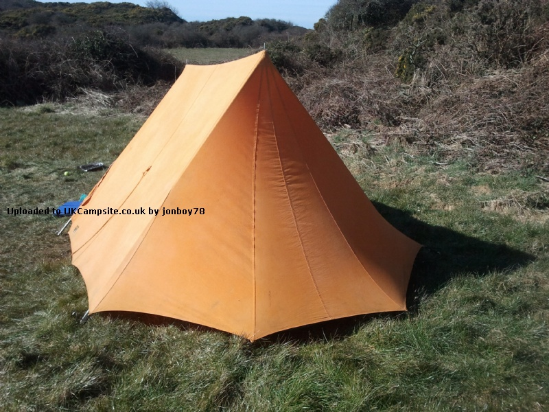 If ... & Force Ten Classic Standard Mk 5 Tent Reviews and Details
