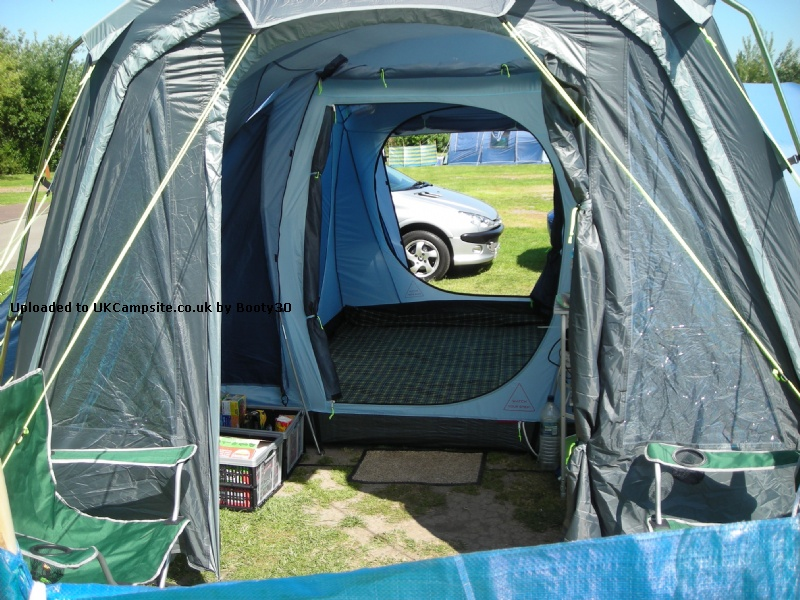 Gelert Quebec 8+4 Tent Reviews and Details Page 3