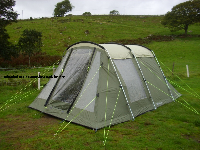 Outwell Minnesota 4 Tent Reviews And Details