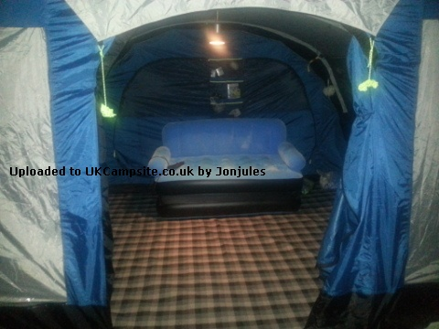 Kampa Croyde 6Tent Reviews and Details