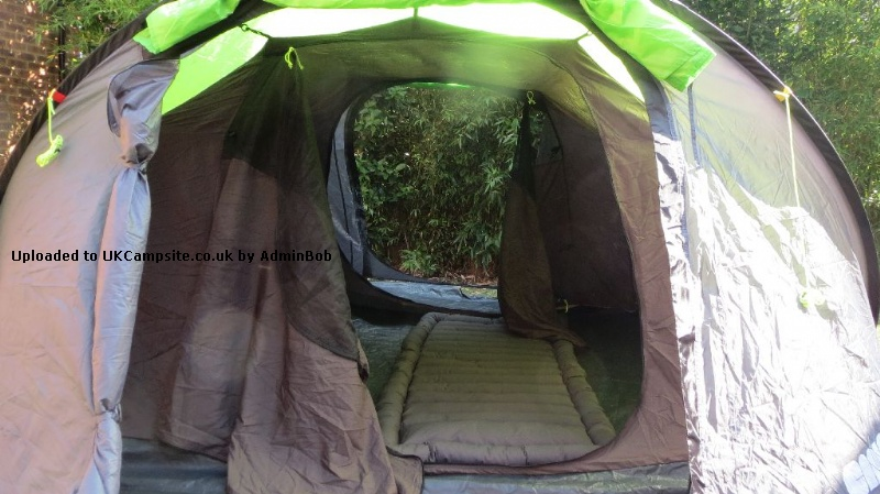 If ... & Cinch 4 Man Pop Up Tent Reviews and Details