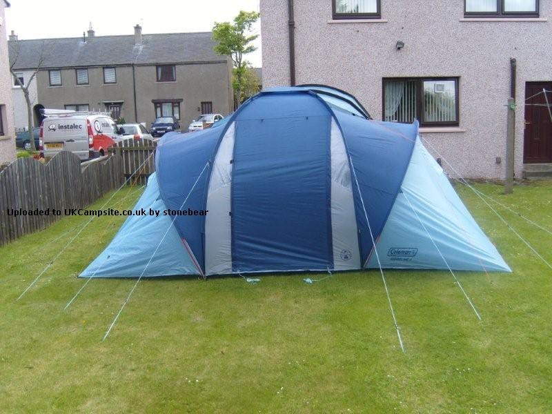 Coleman Ridgeline 4 Tent Reviews And Details