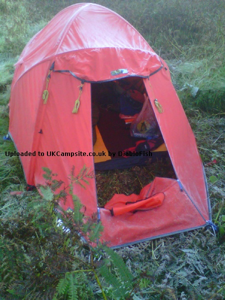 If ... & Terra Nova Super Quasar Tent Reviews and Details