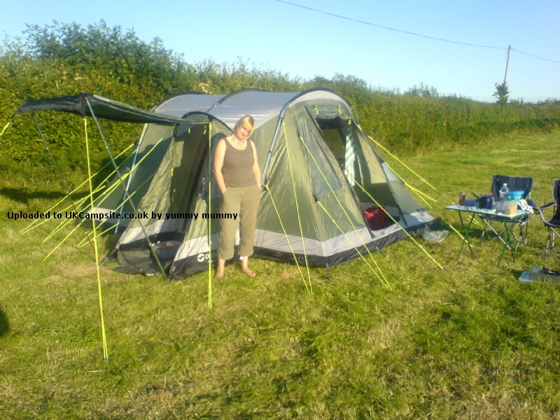 If ... & Outwell Montana 4 Tent Reviews and Details
