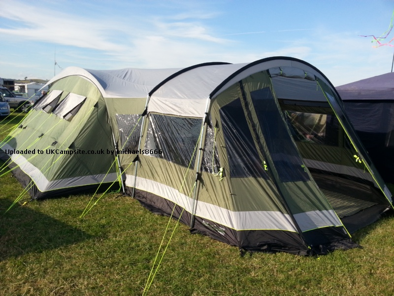Outwell Vermont P Side Awning Tent Extension Reviews And Details