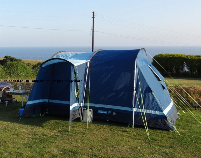 Kampa Frinton 3 Tent Reviews And Details